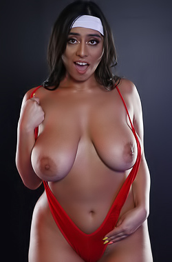 Violet Myers And Her Melons Even Wetter With Hot Cum