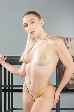 Abella Danger In Truly Immersive Anal Experience